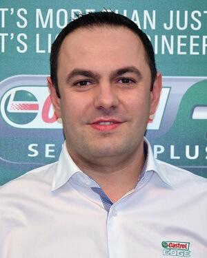 Bogdan Avrigeanu, distribuitor business sales manager castrol romania (1)